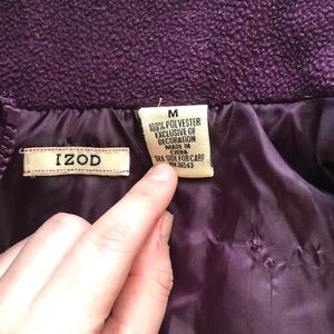 Izod Jackets & Coats - A Vest